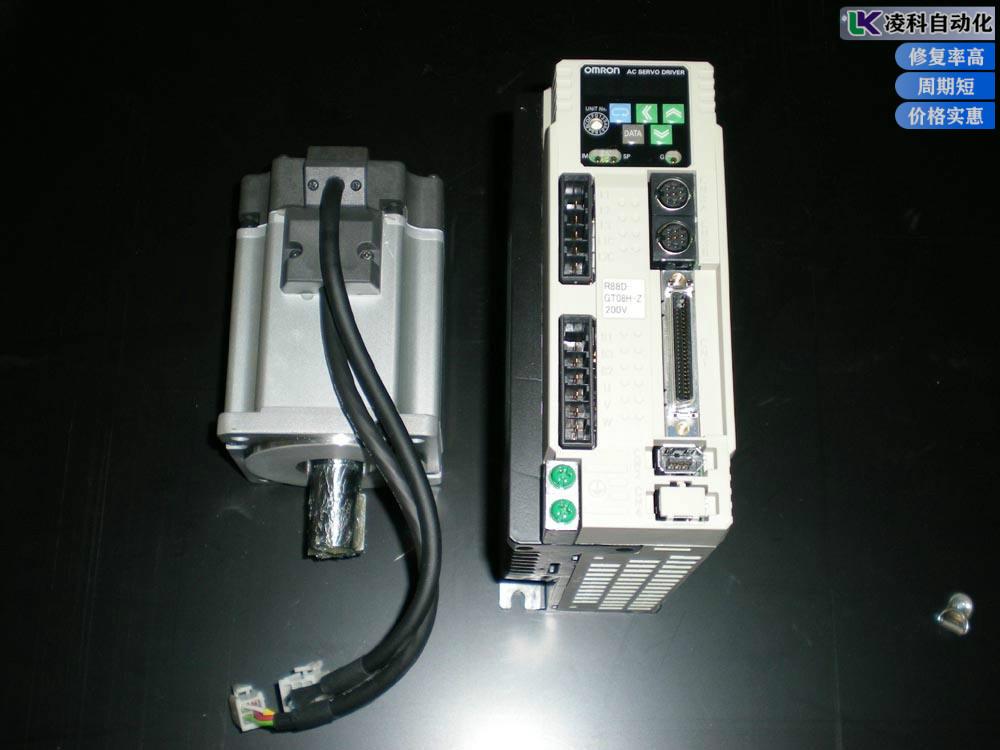 松下伺服驱动器过电压故障代码12.0