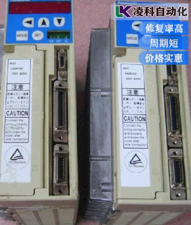 松下伺服驱动器过电流故障维修代码12.0