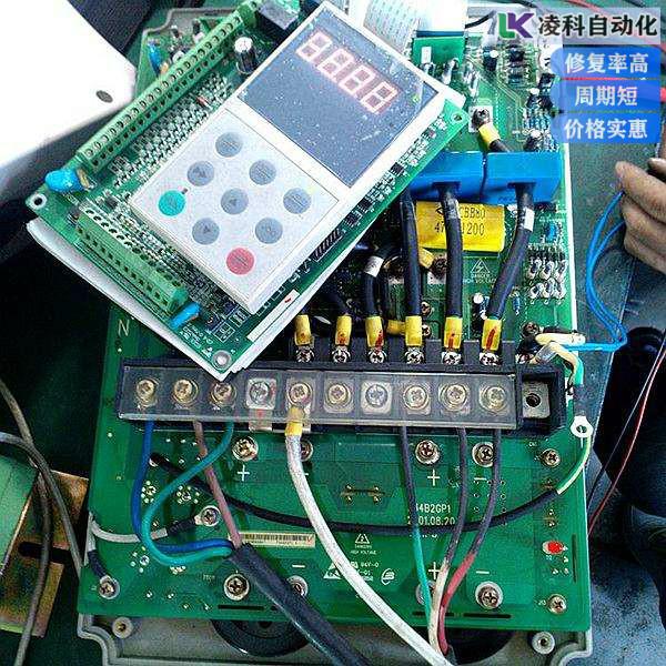 卡西亚变频器过电压故障抢修经验分享
