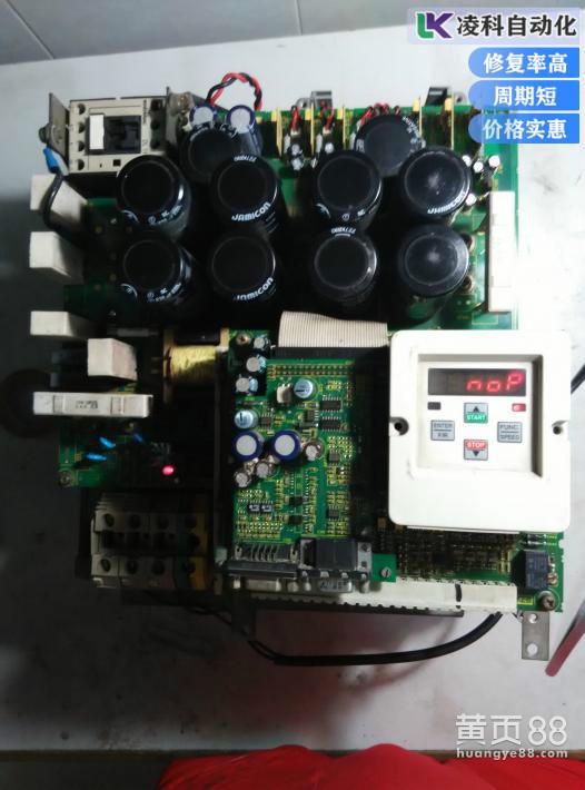 科比伺服电机电机不转故障轻松维修