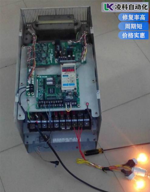 东元变频器欠压故障可以这样维修