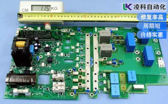 ABB变频器电路板不工作故障实例分析