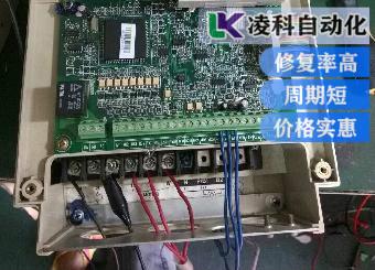 台宇变频器运行时好时坏故障快速检修技巧
