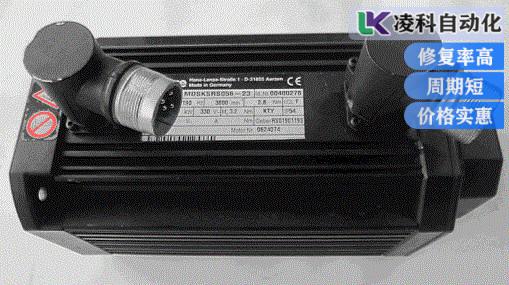 伦茨伺服电机电源跳闸