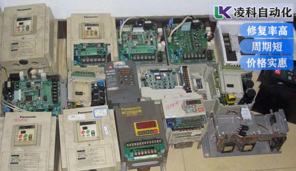 利德福华变频器引起谐波电流故障维修
