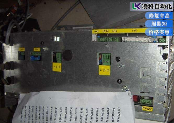 通力变频器各种故障的维修方法