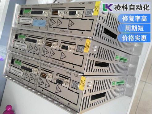 贝加莱驱动器通讯板的的电路问题维修