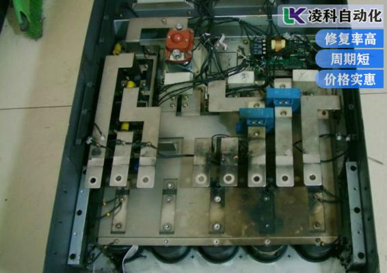 汇川变频器减速过电流Err03