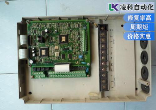 东洋变频器加速过电流故障原因分析代码E001
