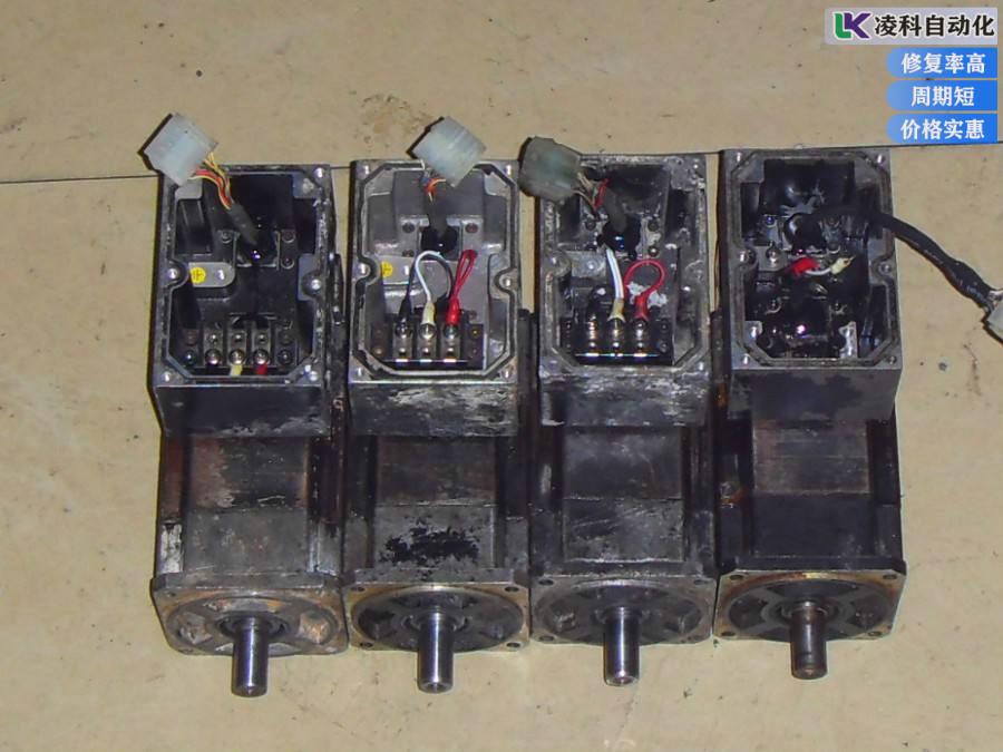 三洋伺服电机电流不平衡