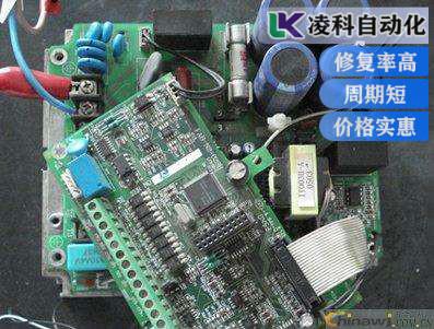 伦茨变频器过电压故障维修实录