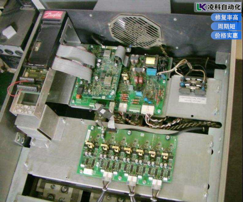 英威腾变频器模块过热故障简单便捷的维修方法