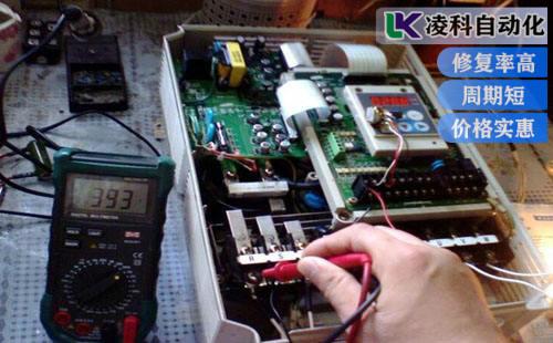 科润变频器驱动板故障快速检修技巧
