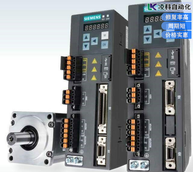 西门子伺服电机电阻故障维修概述