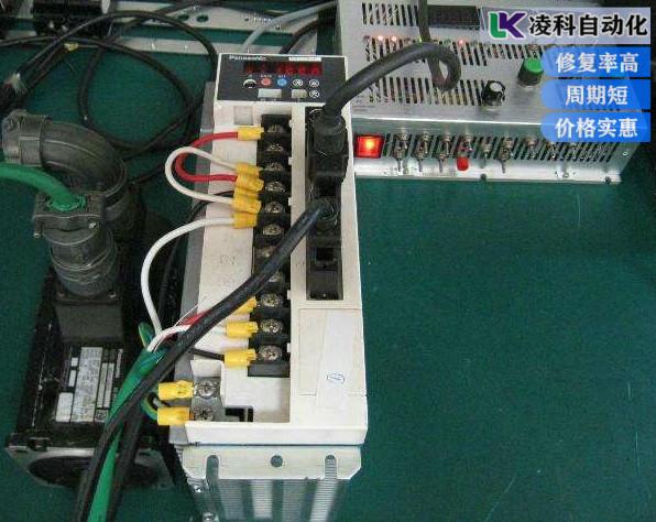 松下变频器电阻元件故障初学者可看