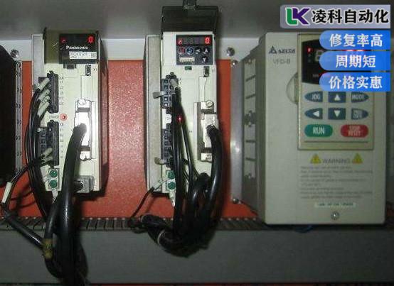 松下变频器电阻元件故障