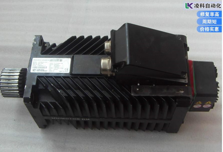 神钢伺服电机无反应故障简单便捷的维修方法