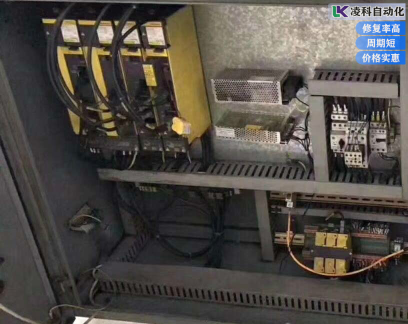 东芝伺服电机无法启动故障