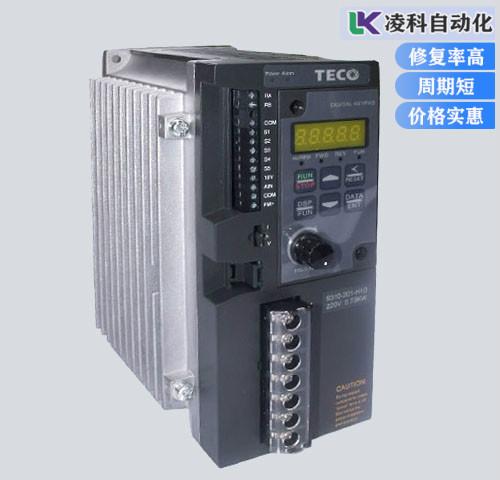 台安变频器驱动器控制机械抱闸故障如何维修