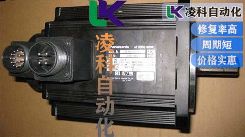 安川伺服电机电压,电流,电阻故障